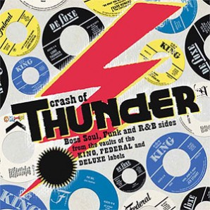 V.A. 'Crash Of Thunder - King Funk!'  2-LP