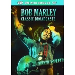 Marley, Bob 'Classic Broadcasts'  DVD + Bonus CD
