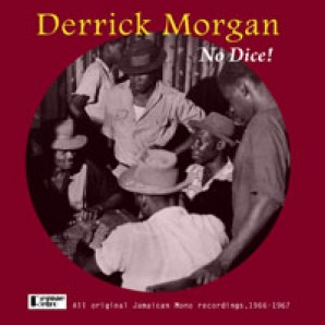 Morgan, Derrick 'No Dice!'  CD