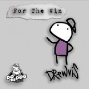 Drewvis 'For The Win'  CD