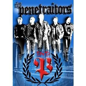 Penetraitors 'Run For Your Live'  DVD