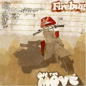 Firebug 'On The Move'  LP