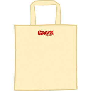 free for orders over 100 €: cotton bag 'Grover - burgundy'