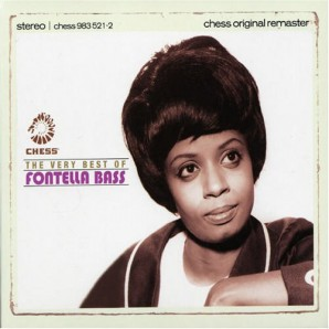 Bass, Fontella 'The Very Best Of'  CD
