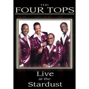 Four Tops 'Live At The Stardust'  DVD