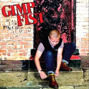 "Gimp Fist 'Feel Ready' + 'Get Up' 7"" red vinyl"