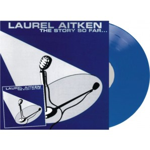 Aitken, Laurel 'The Story So Far' LP+CD 180g blue vinyl
