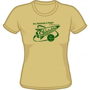 Girlie Shirt 'Skatalites - Originators' sand - sizes S - XXL