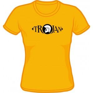 T-Shirt 'Trojan' khaki, sizes S - XXL