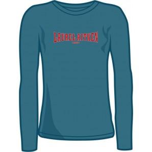 Girlie Shirt 'Laurel Aitken - Longsleeve' - sizes small, medium
