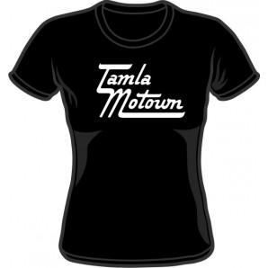 Girlie Shirt 'Tamla Motown' all sizes