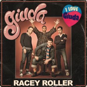 Giuda 'Racey Roller' LP ltd. clear vinyl