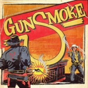 """V.A. 'Gunsmoke Vol. 1'  10""""LP"""