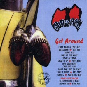 Guana Batz 'Get Around'  CD