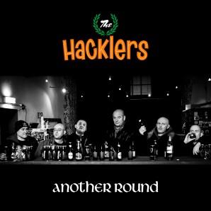Hacklers 'Another Round'  LP orange vinyl