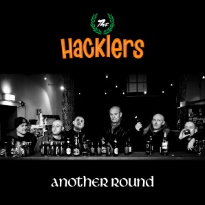 Hacklers 'Another Round'  LP white vinyl