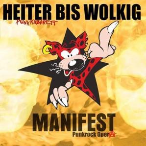 Heiter Bis Wolkig 'Manifest' 2-LP