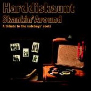 Harddiskaunt 'Skankin' Around'  CD