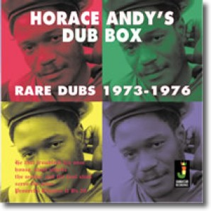 Andy, Horace 'Dub Box: Rare Dubs 1973 - 1976'  LP  back in stock!
