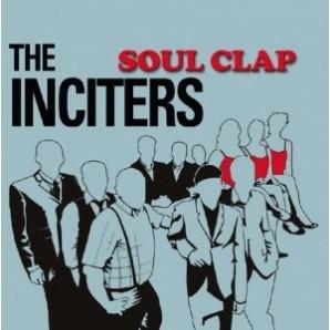 Inciters 'Soul Clap'  CD