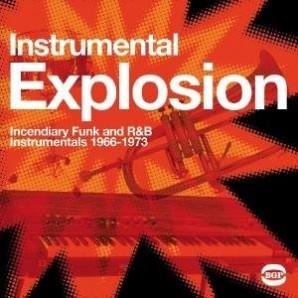 V.A. 'Instrumental Explosion'  2-LP