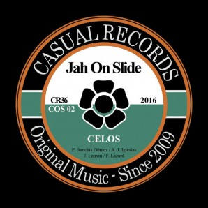 """Jah On Slide 'Celos' + 'Jalousie' 7"""""""