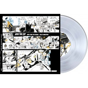 """Jaya The Cat 'Here Come The Drums' + 'Hello Hangover' 7""""+mp3 clear vinyl"""