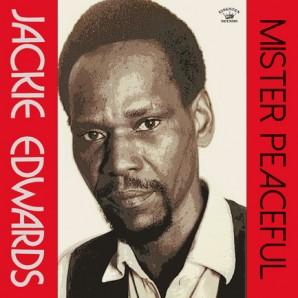 Edwards, Jackie 'Mister Peaceful' LP