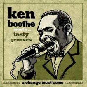 Boothe, Ken 'A Change Must Come'  7""