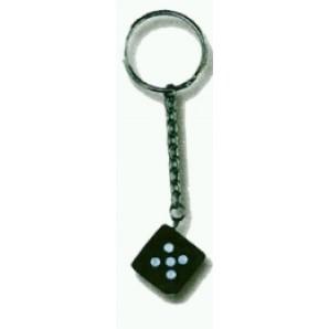 keyholder 'Dice' black