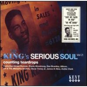 V.A. 'King's Serious Soul  Counting Teardrops'  CD