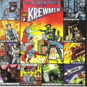 Krewmen 'Adventures Of'  LP