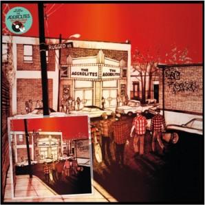 Aggrolites 'Rugged Road'  black vinyl LP+CD