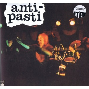Anti-Pasti 'The Last Call'  2-LP ltd. white vinyl with bonus tracks
