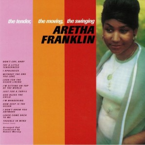 Aretha Franklin 'The Tender, The Moving, The Swinging Aretha Franklin'  LP