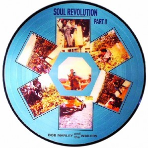 Marley, Bob & The Wailers 'Soul Revolution Part 2'  Pic-LP