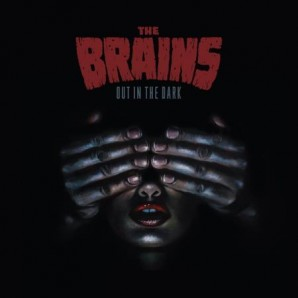 Brains 'Out In The Dark'  LP