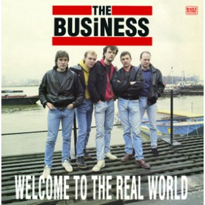 Business 'Welcome To The Real World' LP