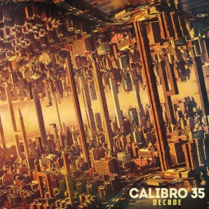Calibro 35 'Decade'  LP