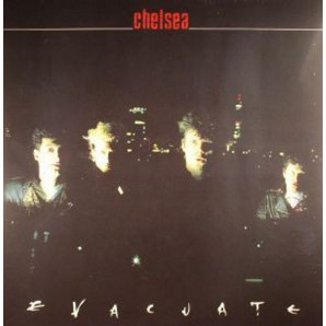 Chelsea 'Evacuate' 2-LP ltd. red vinyl