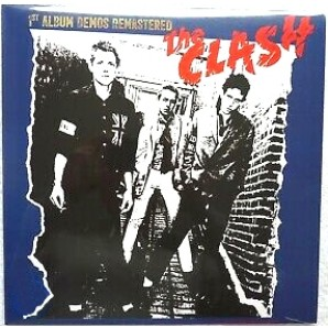 Clash '1st Album Demos Remastered' LP