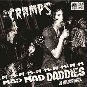 Cramps 'Live at Napa State Hospital'  LP