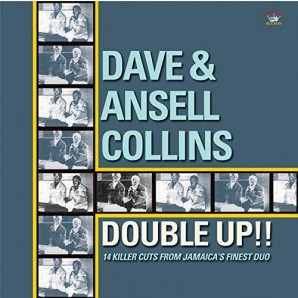 Collins, Dave & Ansell 'Double Up!!'  CD