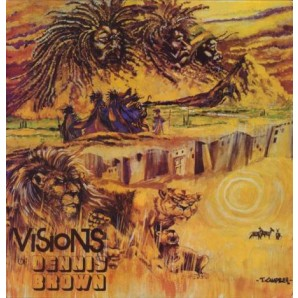 Brown, Dennis 'Visions Of'  LP