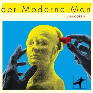 Der Moderne Man 'Unmodern'  LP  ltd. blue vinyl