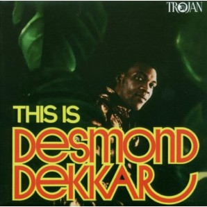 Dekker, Desmond 'This Is Desmond Dekkar' LP