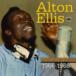 Ellis, Alton 'Treasure Isle 1966 – 1968'  CD