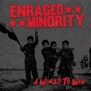Enraged Minority 'A World To Win'  LP