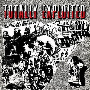 Exploited 'Totally Exploited'  LP