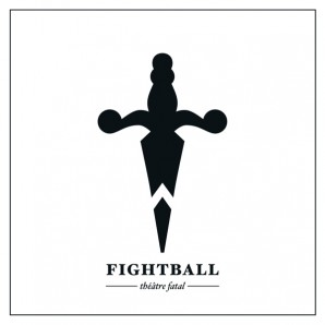 Fightball 'Theatre Fatal'  LP ltd. white vinyl